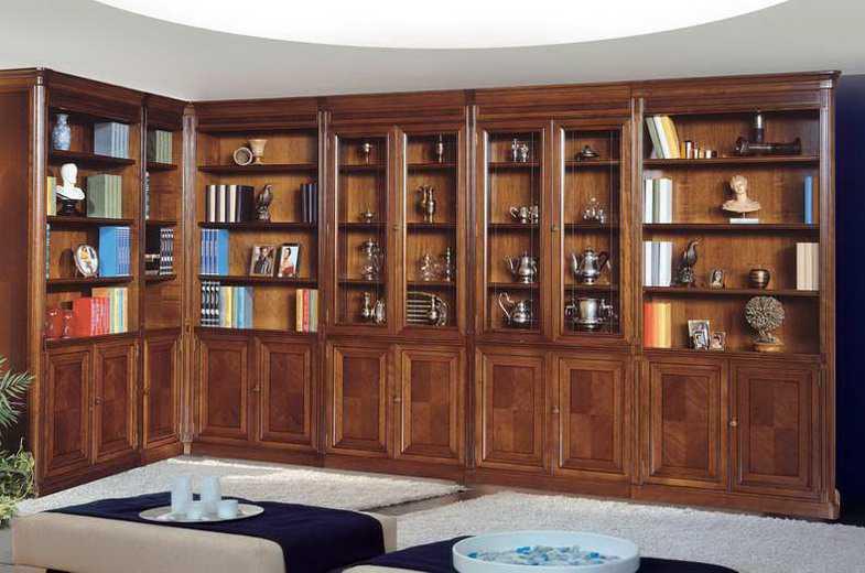 Librerias de oficina for Armarios para despachos