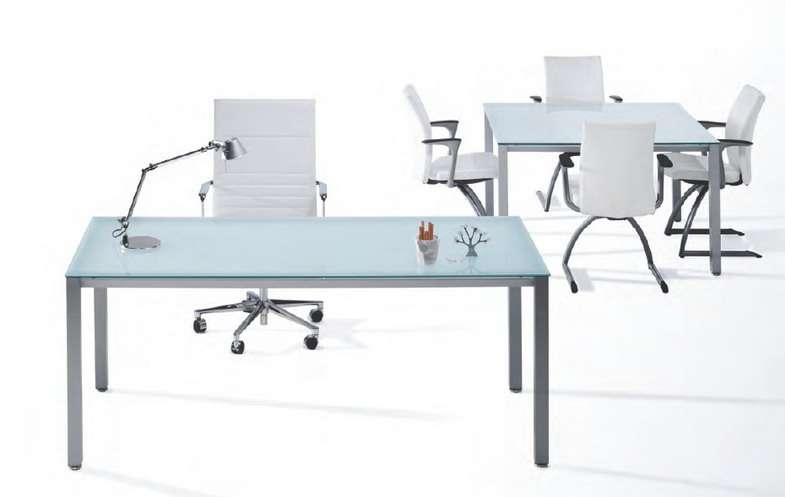 Mesas de despacho de cristal - Mesas de despacho de cristal ...